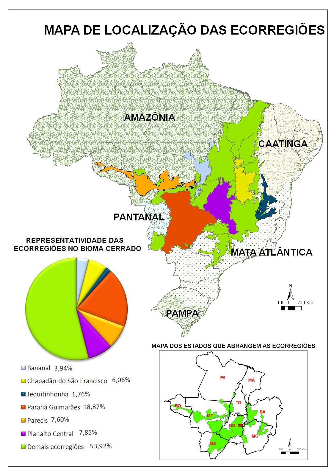 Resultado de imagem para cerrado na amazonia